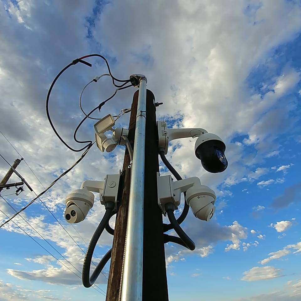 Security Cameras, Rio Low Voltage, Albuquerque, NM Gallery Image