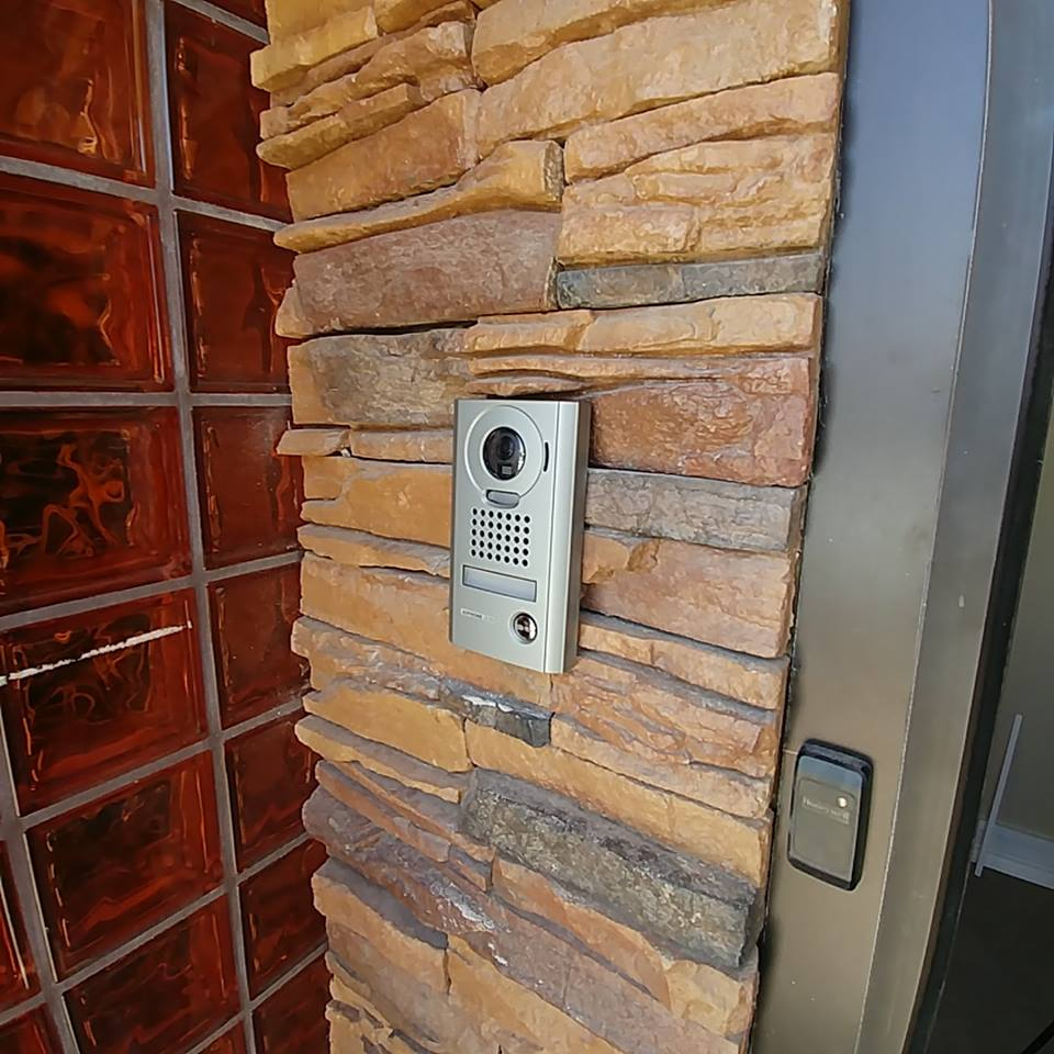 Front Door Camera Security System, Rio Low Voltage, Albuquerque, NM Gallery Image